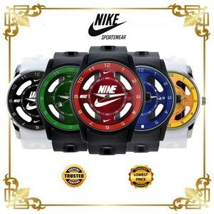 Nike Watches (Multi-Colors) Hollow Analog Sports Wristwatch + FREE GIFT!🆓🎁